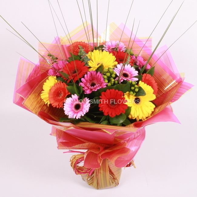 Click to view GERBERA DELIGHT