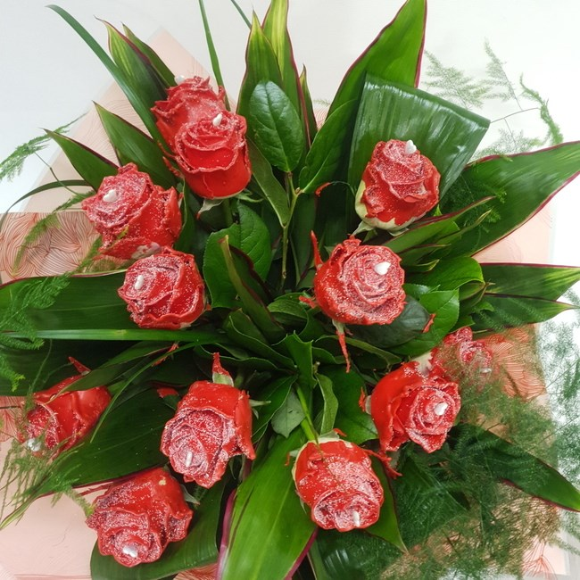 CHOCOLATE ROSES -from £40.00