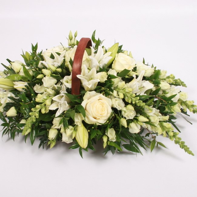 FUNERAL FLOWERS-local delivery & collection only